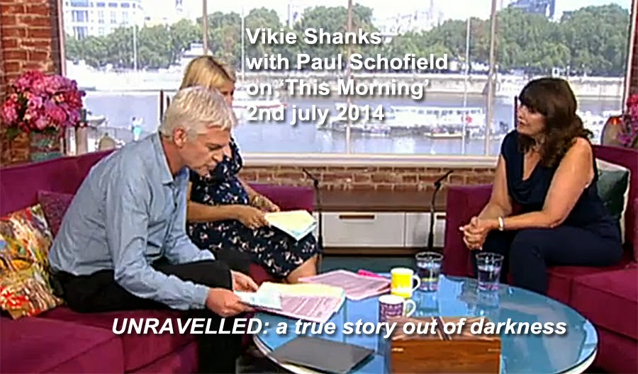 Vikie Shanks on This Morning