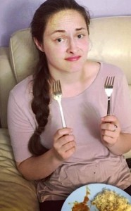 Lorie and forks.jpg